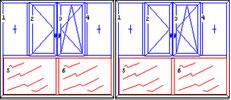 Остекление двойной лоджии 6000*2700 от пола до потолка.