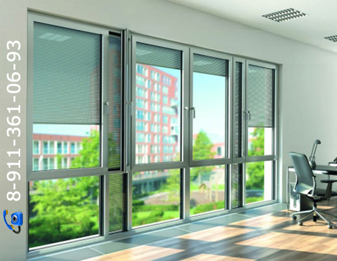 Панорамные окна в Пскове
